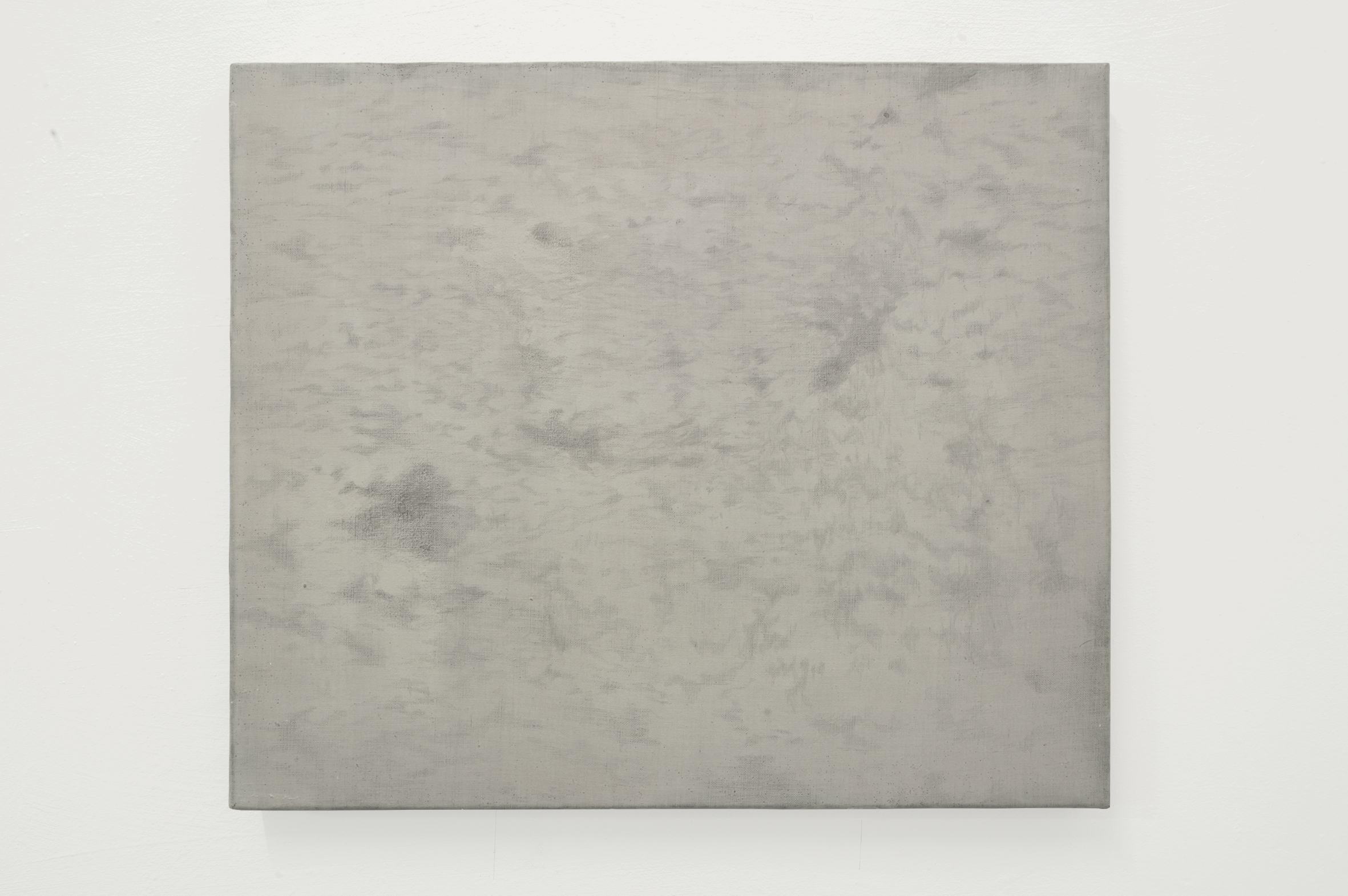 Giulio Saverio Rossi, Earthless map – the clouds (#1), 2018, silverpoint on bone white. Courtesy the artist